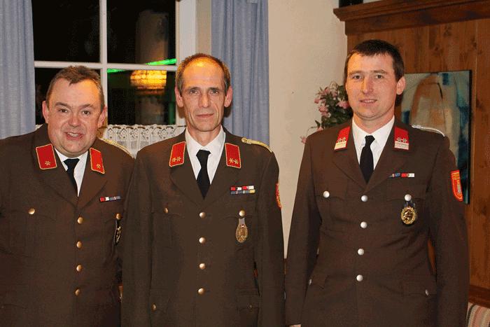 Kommando der Freiwilligen Feuerwehr Inprugg