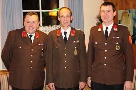 Kommando der FF Inprugg